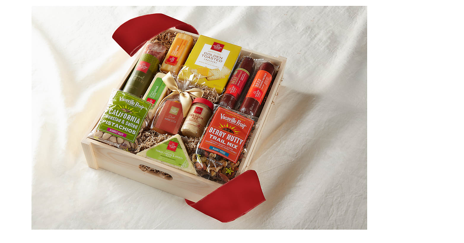 Valentine's Day Charcuterie Gift Crate - Image 2 Of 2