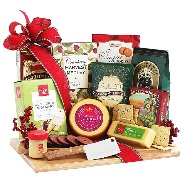 Holiday Charcuterie Gift Set