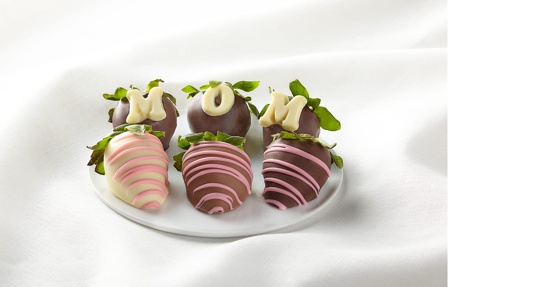 Mother's Day Chocolate Covered Strawberries - Image 1 Of 2