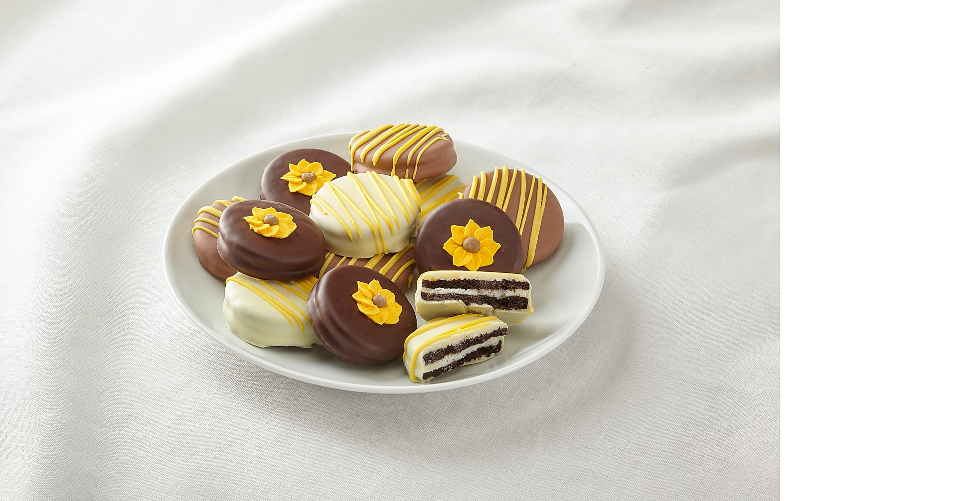 Full Dozen Sunny Days Chocolate-Covered OREO® Cookies - Image 1 Of 2