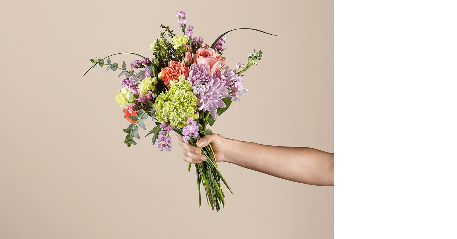 Garden Party Bouquet - Image 1 Of 2