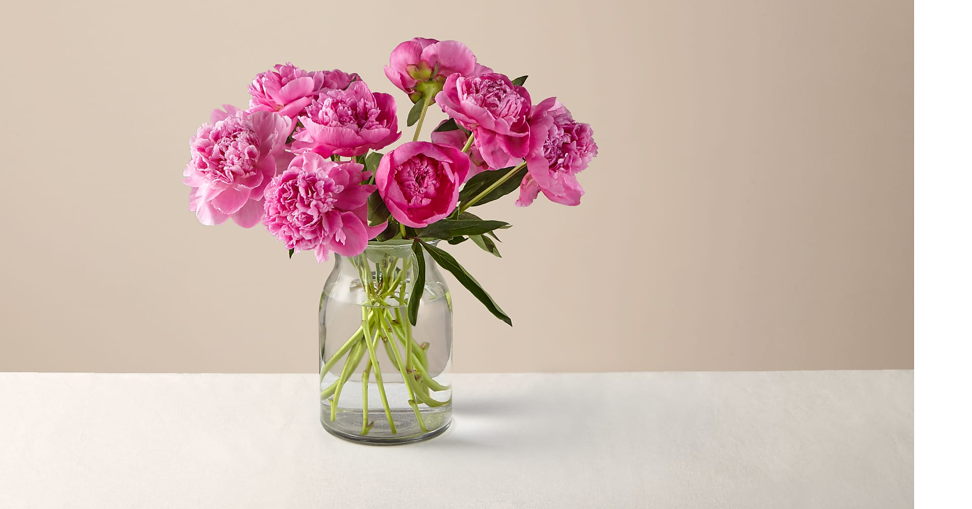 Mother's Day Peony Bouquet - Image 1 Of 3