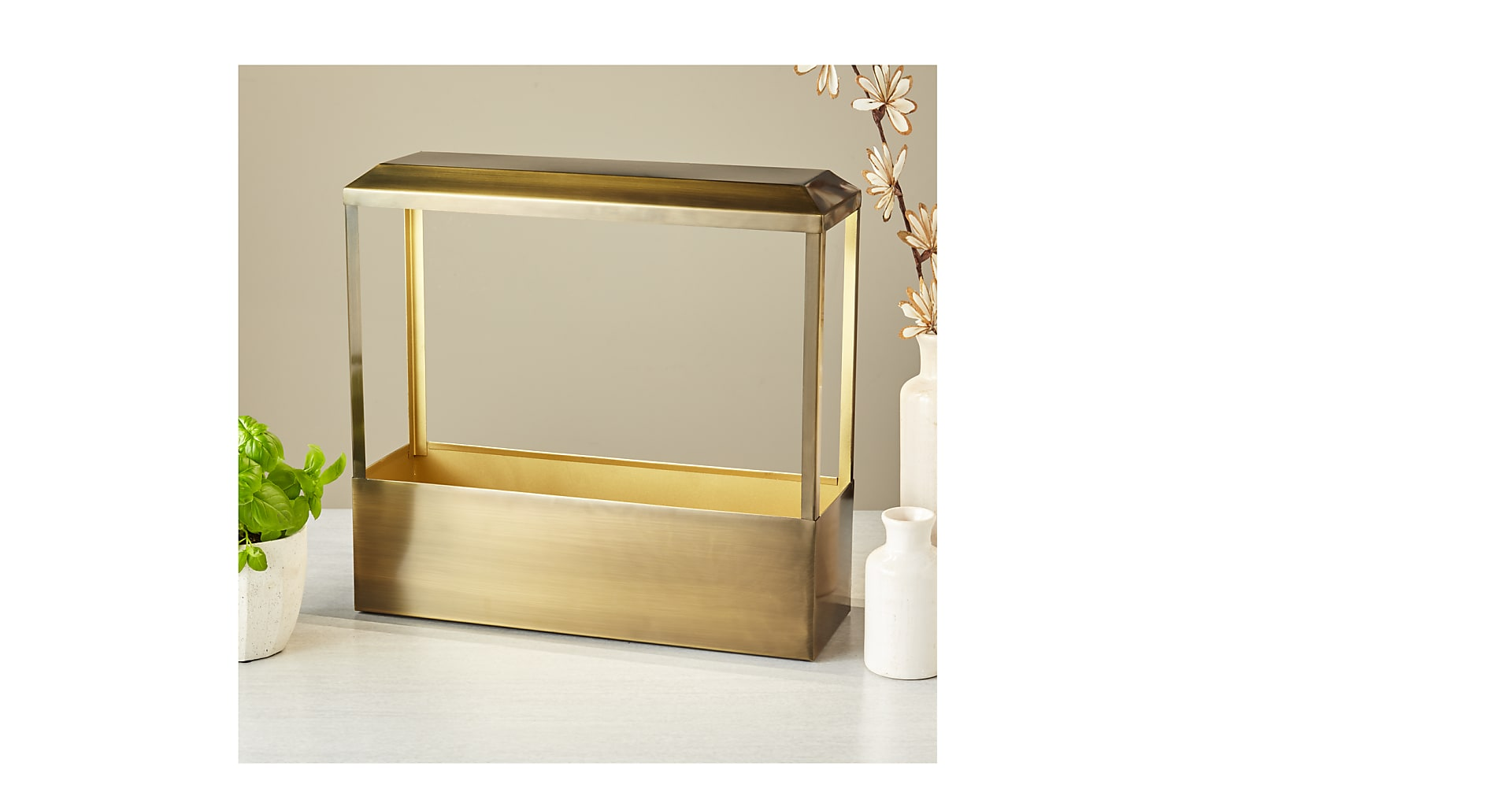 Brass Smart Growhouse - Image 2 Of 2