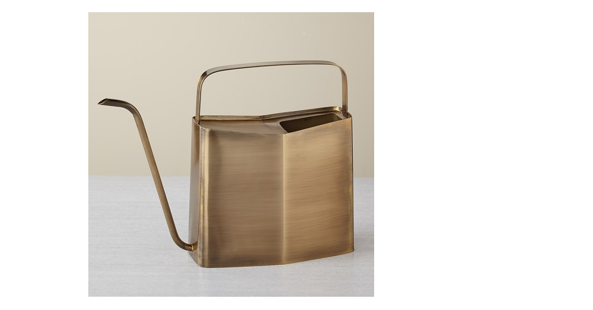 Brass Watering Can - Image 1 Of 2