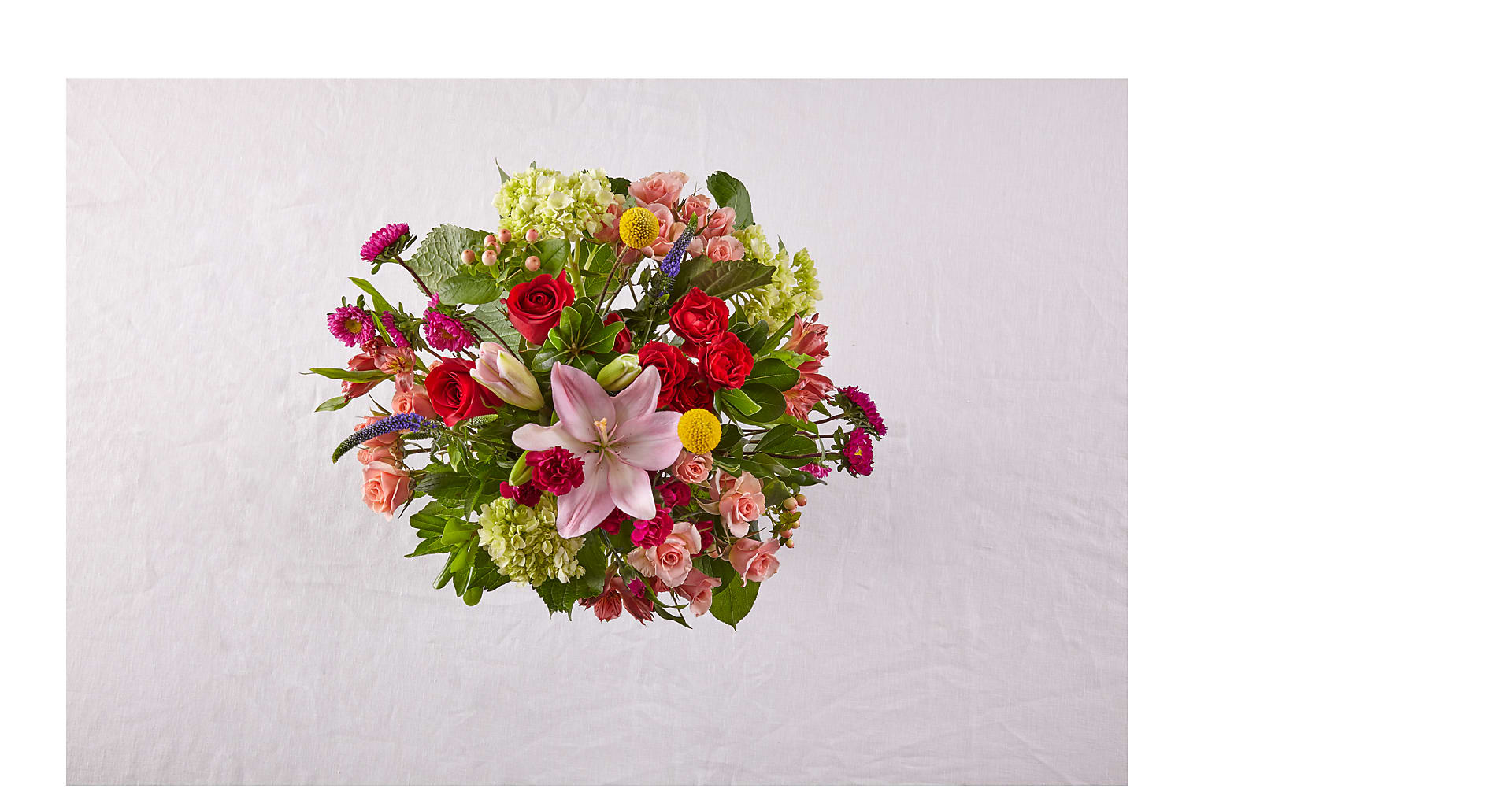 The Tayde Bouquet with St. Jude - Image 2 Of 3