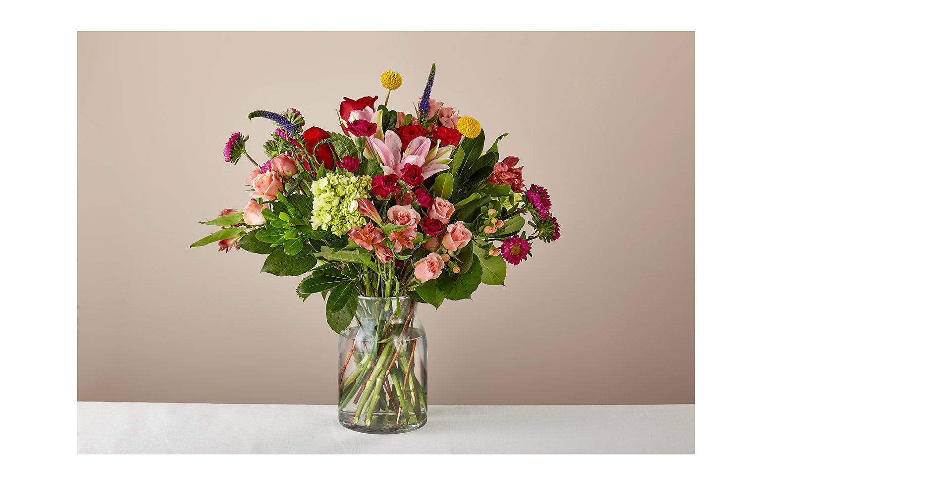 The Tayde Bouquet with St. Jude - Image 1 Of 2