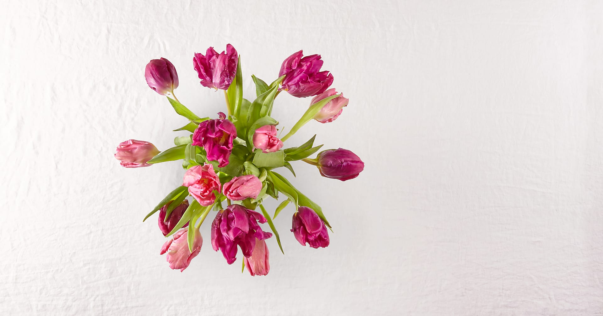 Specialty Tulip Mixed Bouquet - Image 3 Of 4