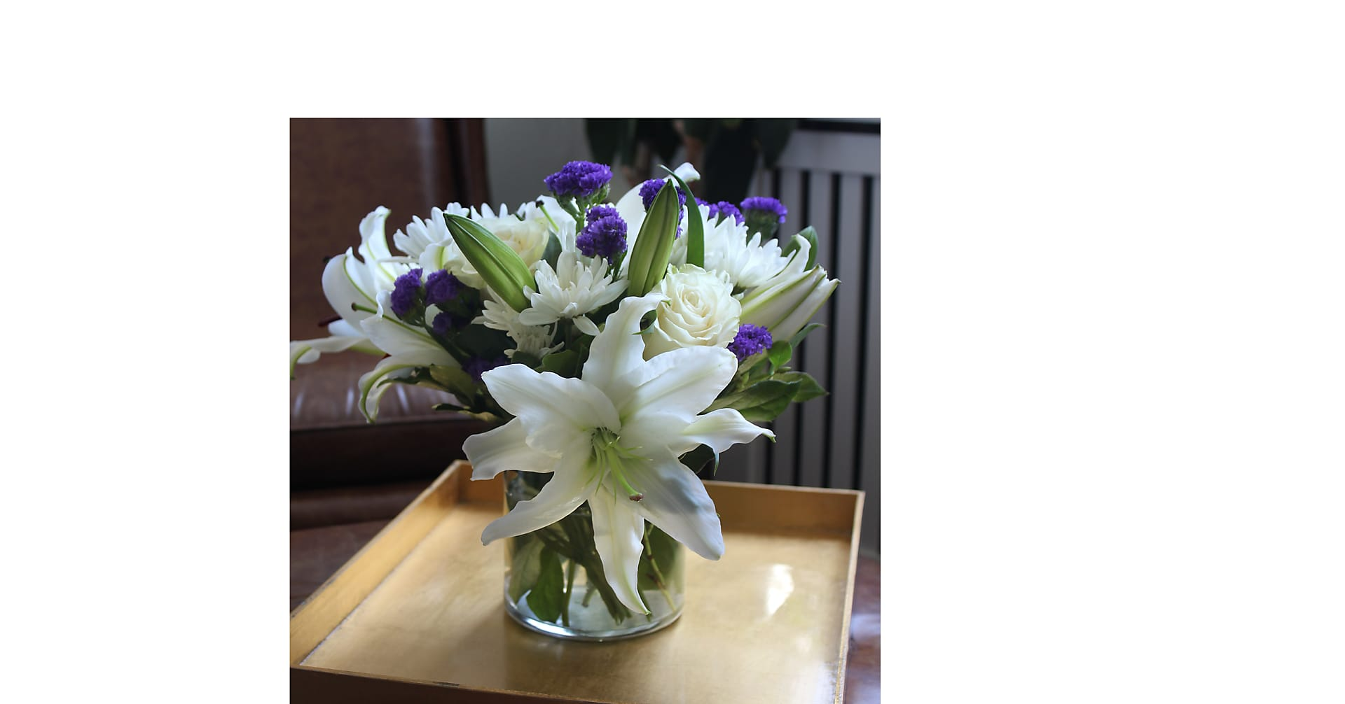 Beyond Blue Bouquet - Image 4 Of 4