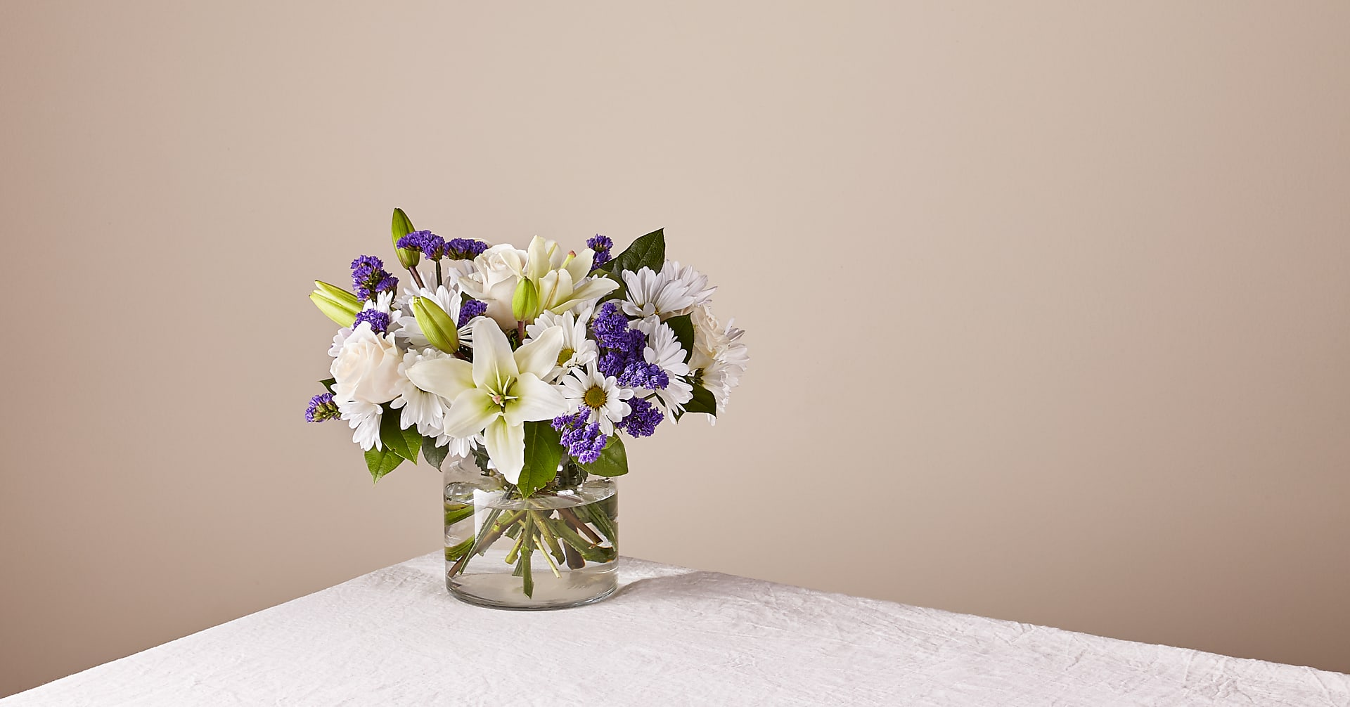 Beyond Blue Bouquet - Image 1 Of 2