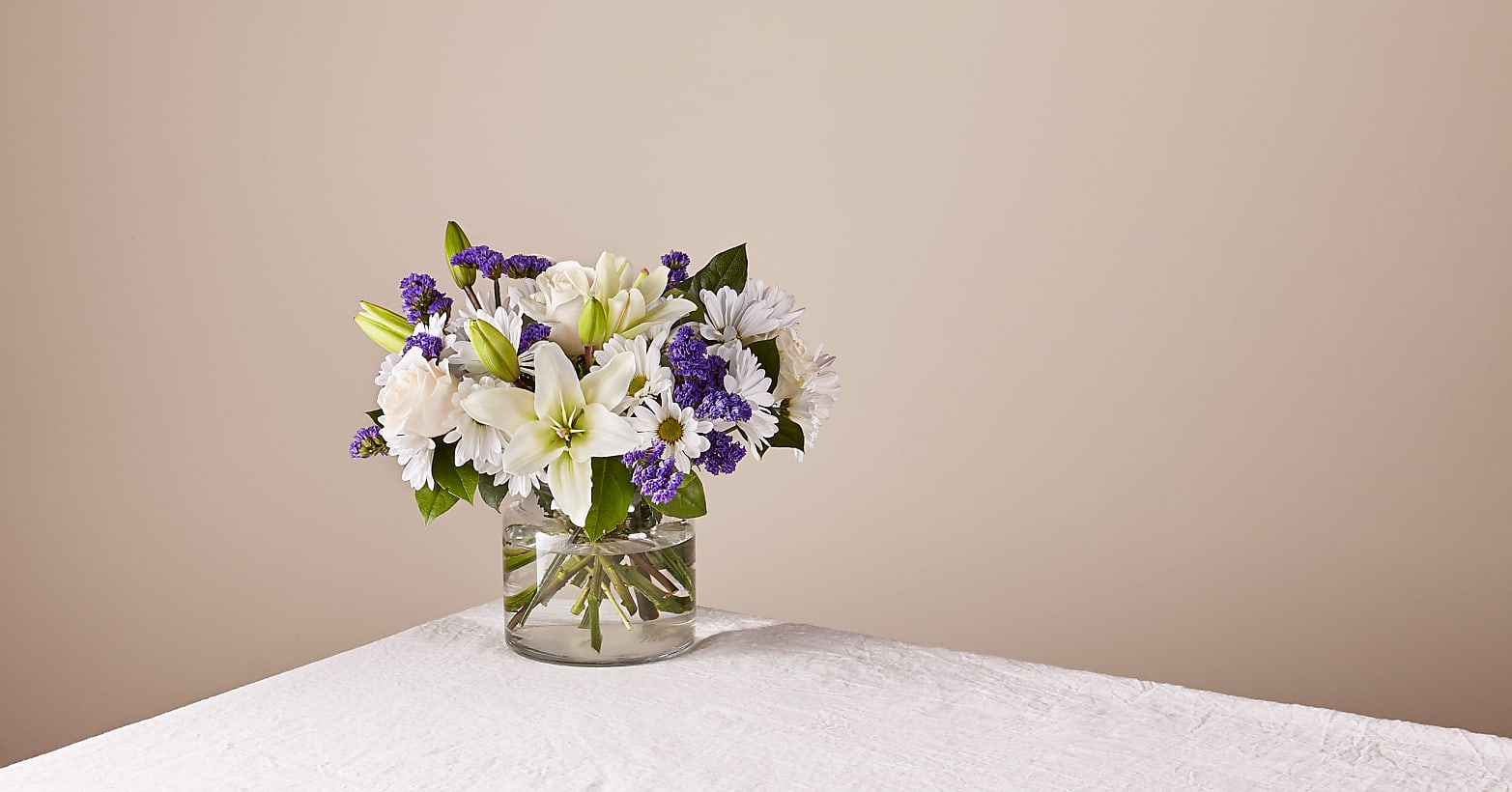 Beyond Blue Bouquet - Image 1 Of 4