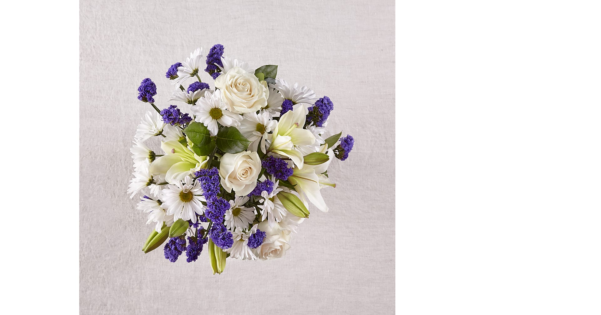 Beyond Blue Bouquet - Image 2 Of 4
