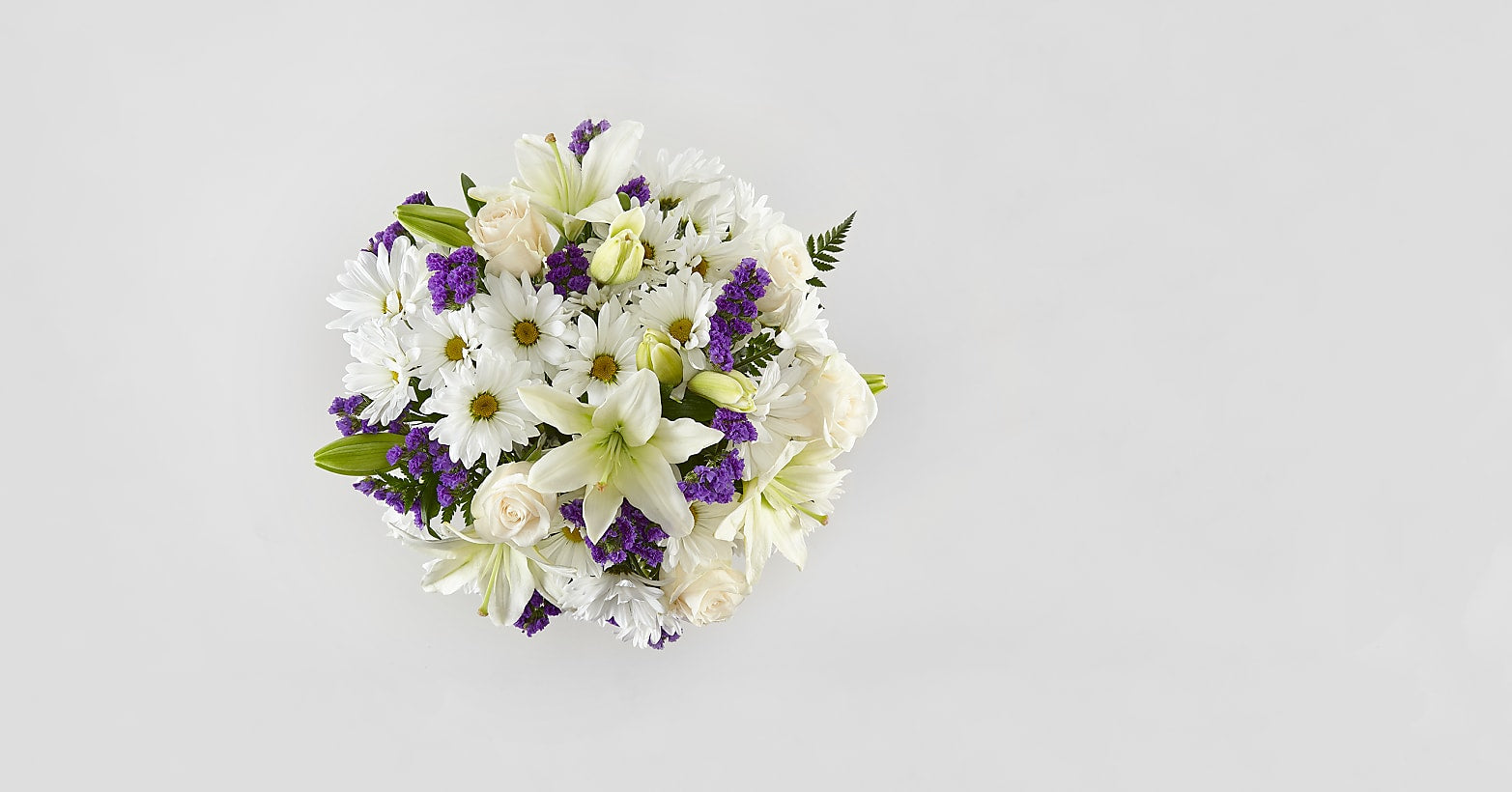 Beyond Blue Bouquet - Image 2 Of 3