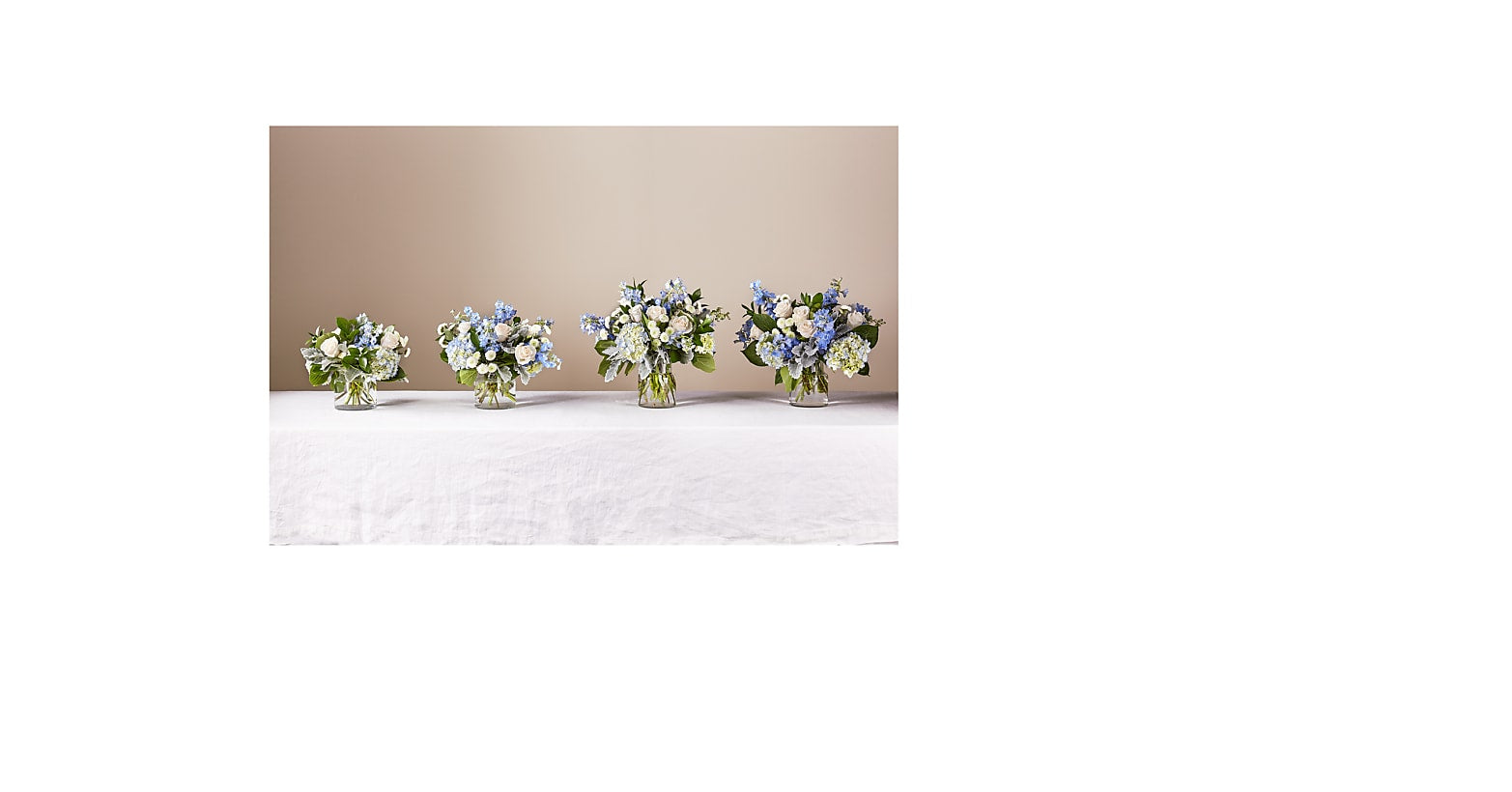 Clear Skies Bouquet - Image 3 Of 4