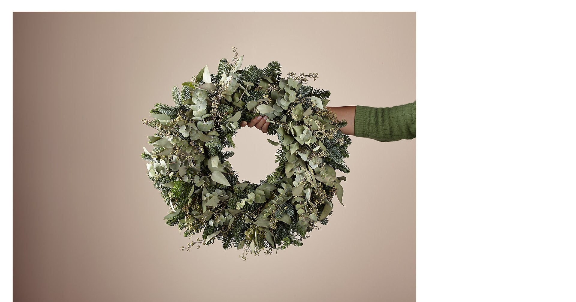Rustic Charm Wreath - Image 1 Of 2