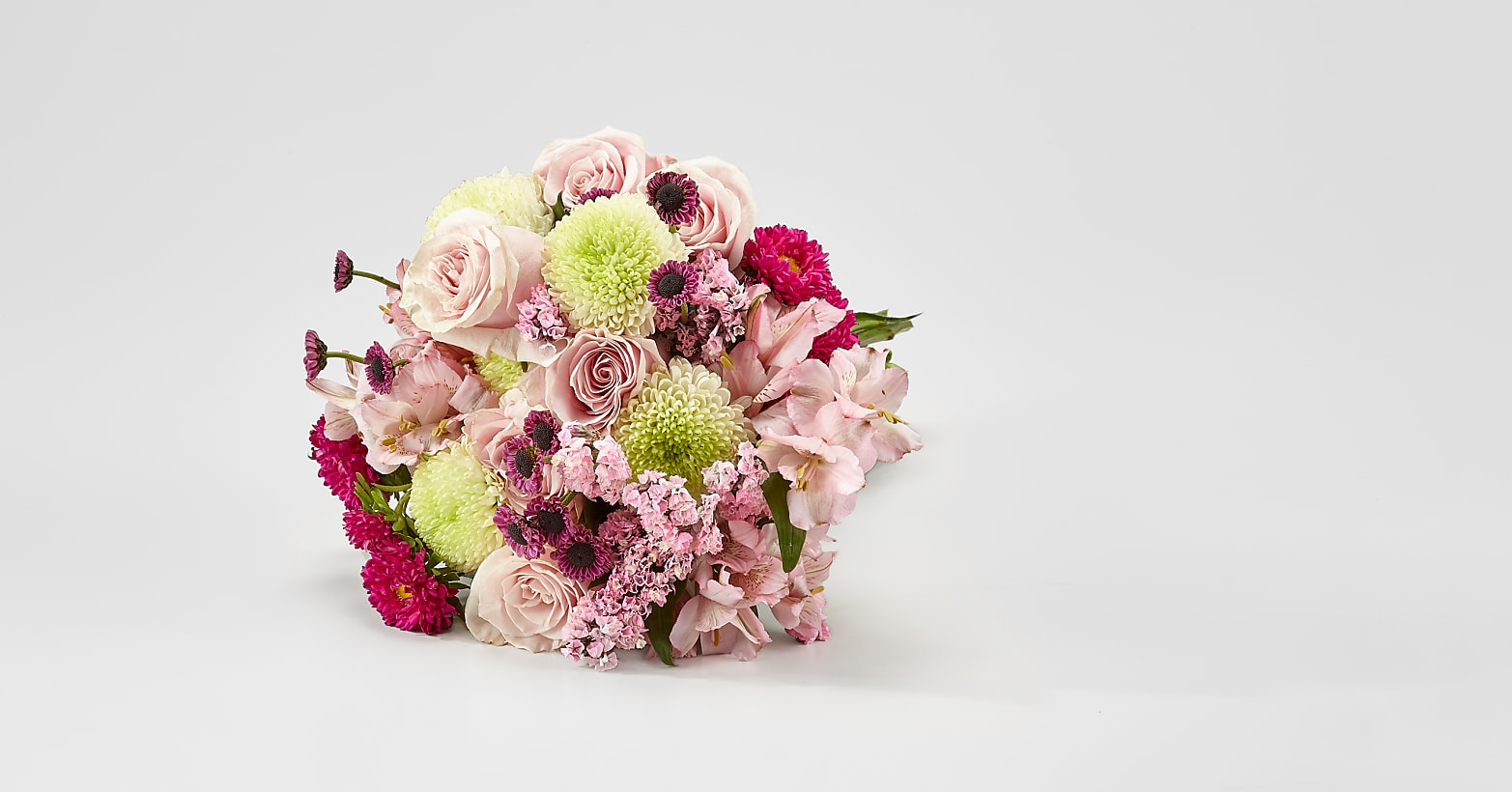 Sweet Pea Bouquet - Image 1 Of 2
