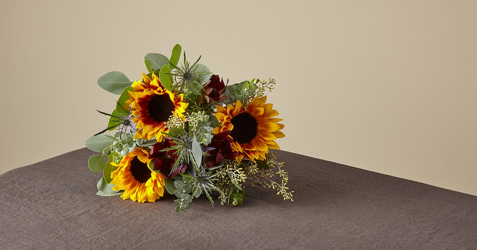 Harvest Sun Bouquet - Image 1 Of 2
