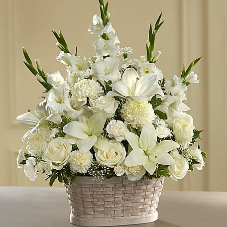 fdfeb5387e28 Funeral Flowers   Funeral Flower Arrangements from FTD