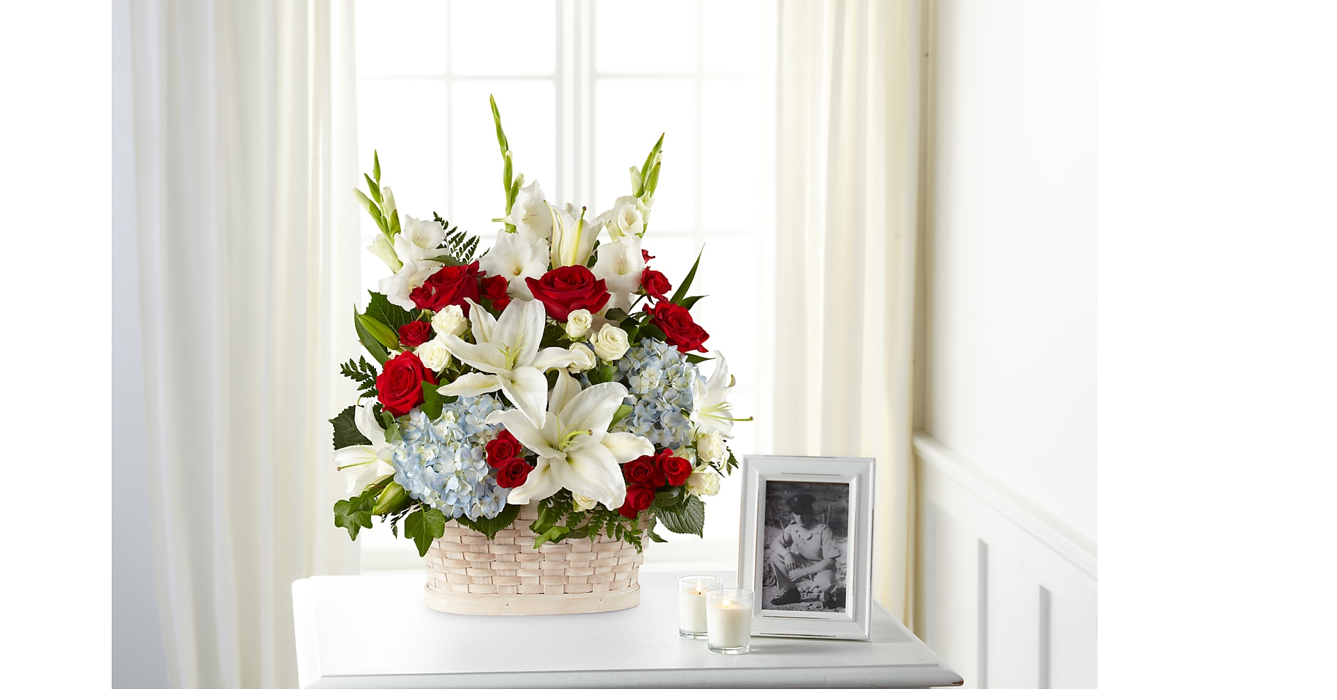 Greater Glory Basket - Image 1 Of 2