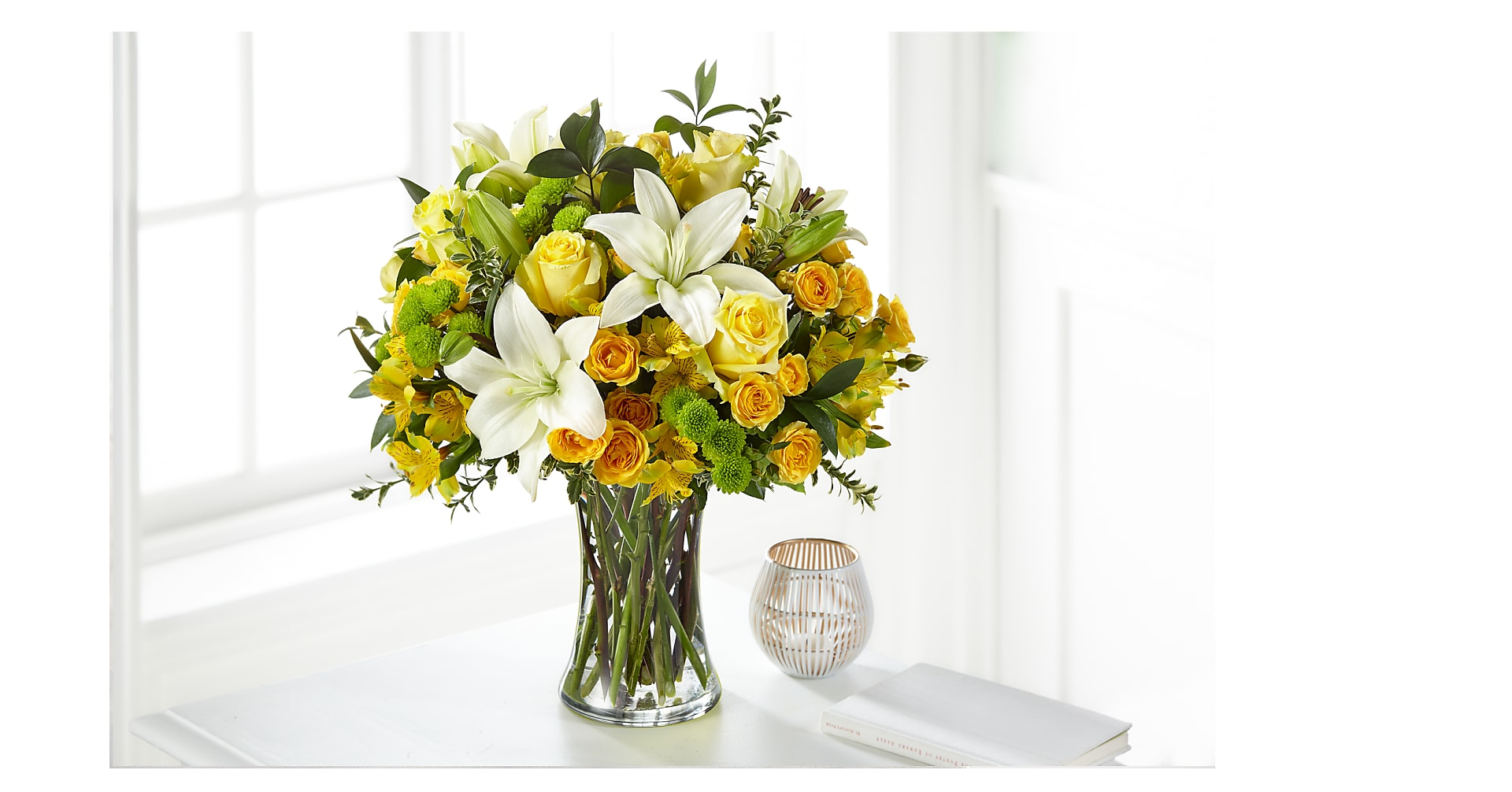 Hope & Serenity Bouquet - Image 1 Of 4