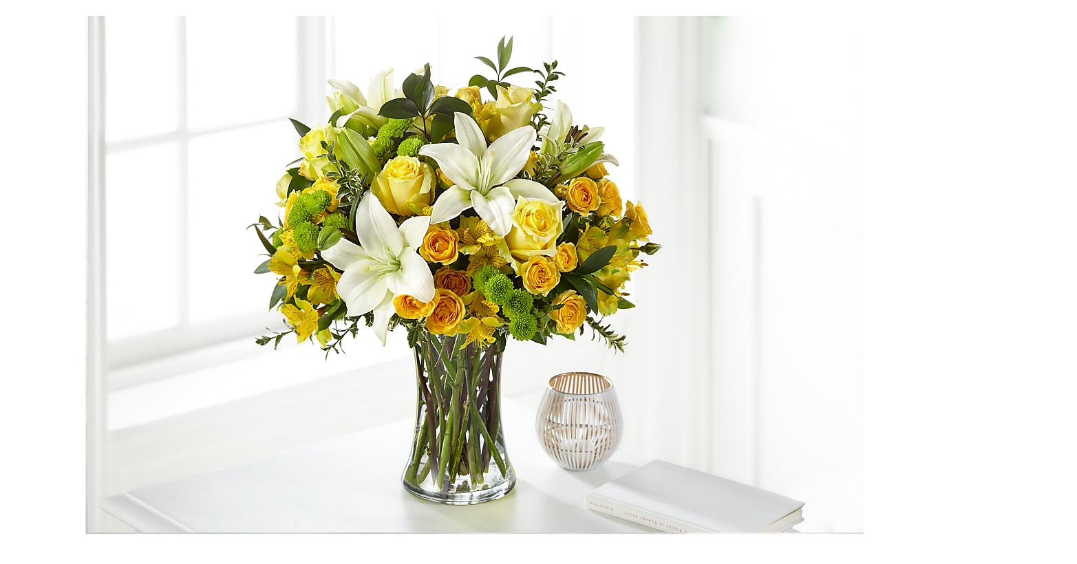 Hope & Serenity™ Bouquet - Image 1 Of 2