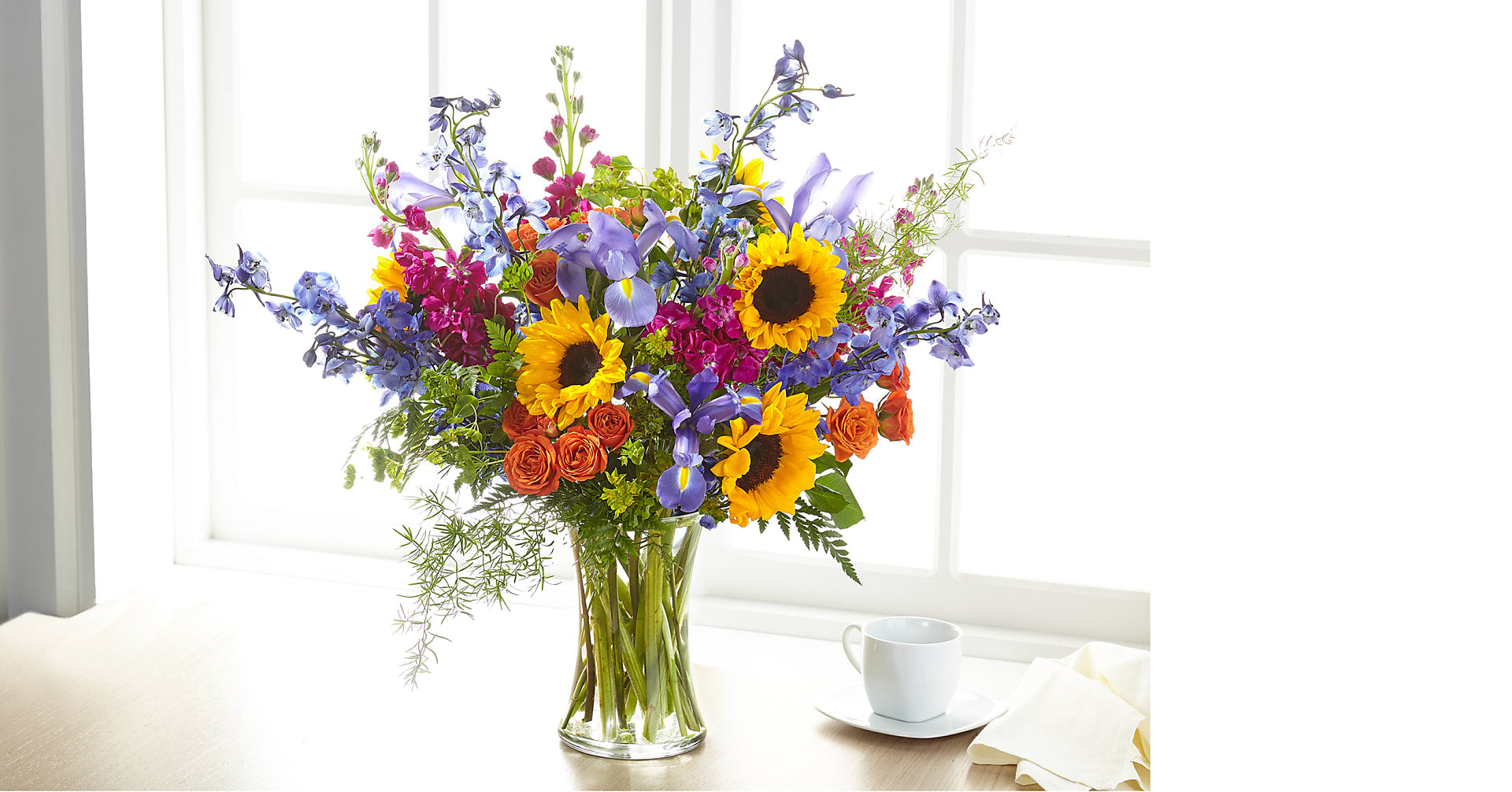 Rays of Life Bouquet - Image 1 Of 2