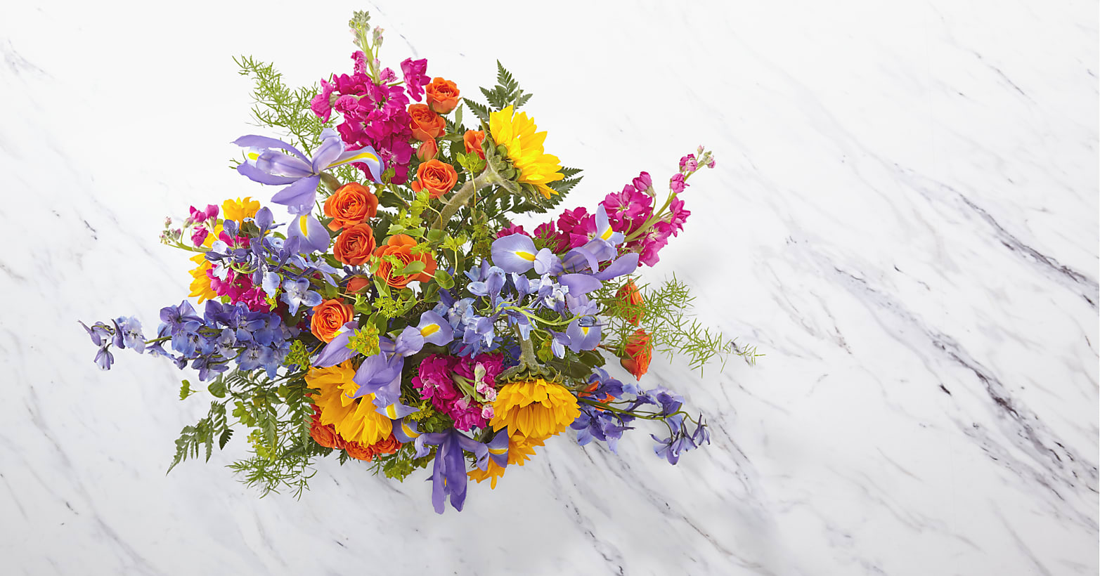 Rays of Life Bouquet - Image 2 Of 2
