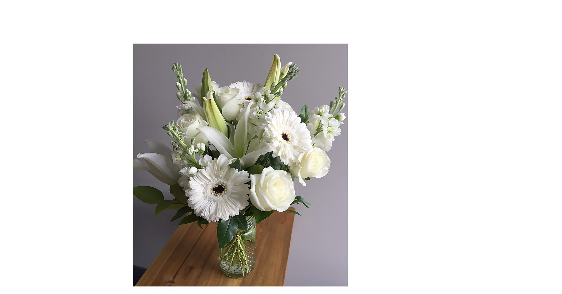 Eternal Friendship™ Remembrance Bouquet - VASE INCLUDED - Image 3 Of 4