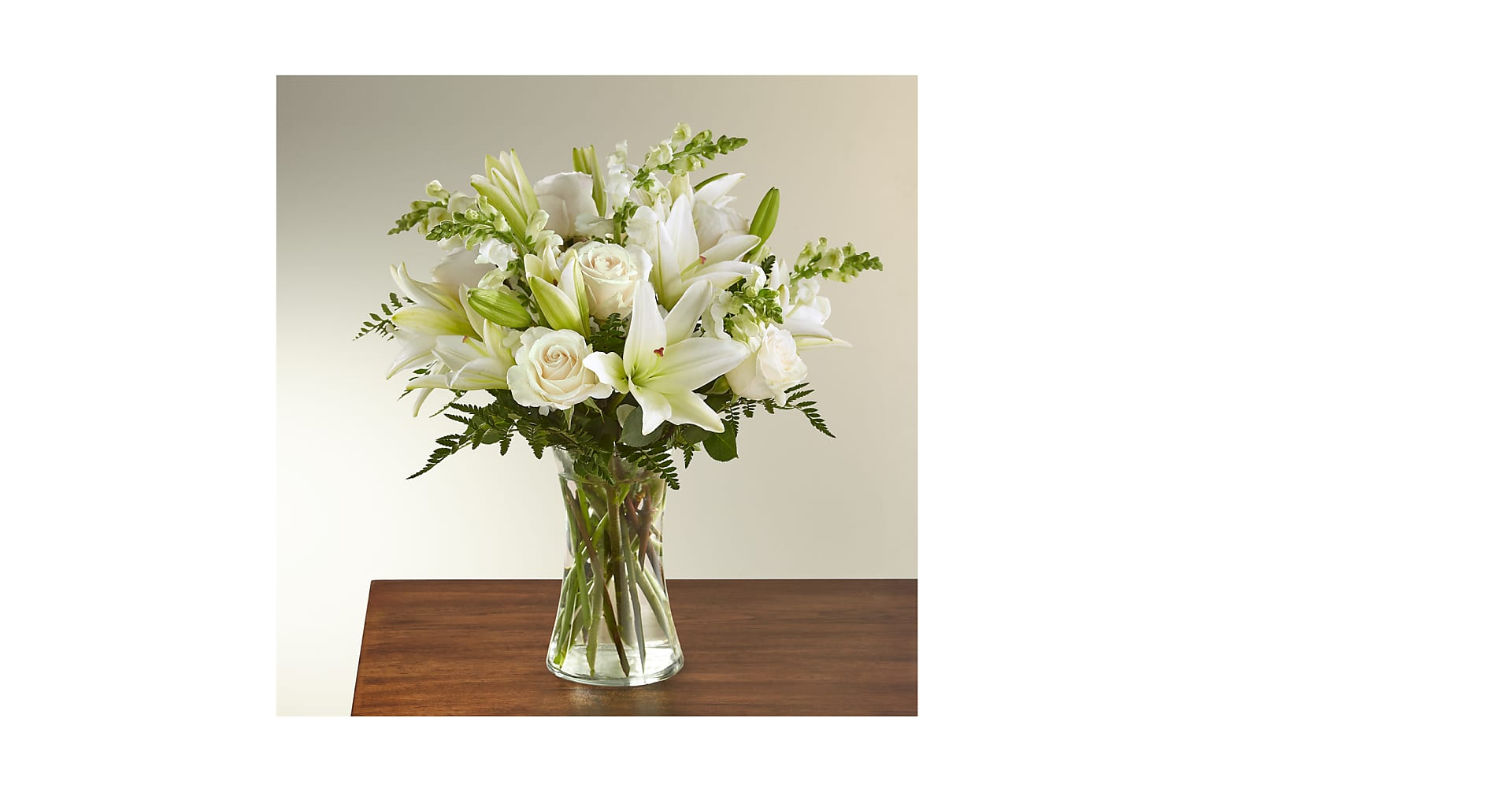 Eternal Friendship™ Remembrance Bouquet - VASE INCLUDED - Image 1 Of 4