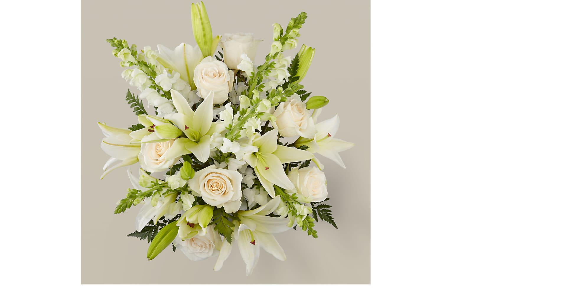Eternal Friendship™ Remembrance Bouquet - VASE INCLUDED - Image 2 Of 4
