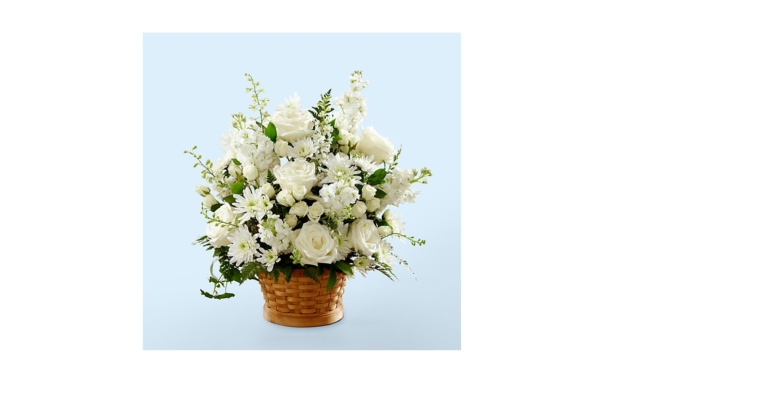 Heartfelt Condolences Arrangement - Image 1 Of 3