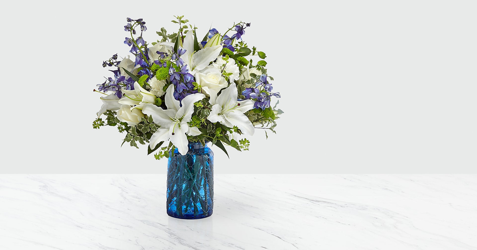 Healing Love™ Bouquet- VASE INCLUDED - Image 1 Of 2