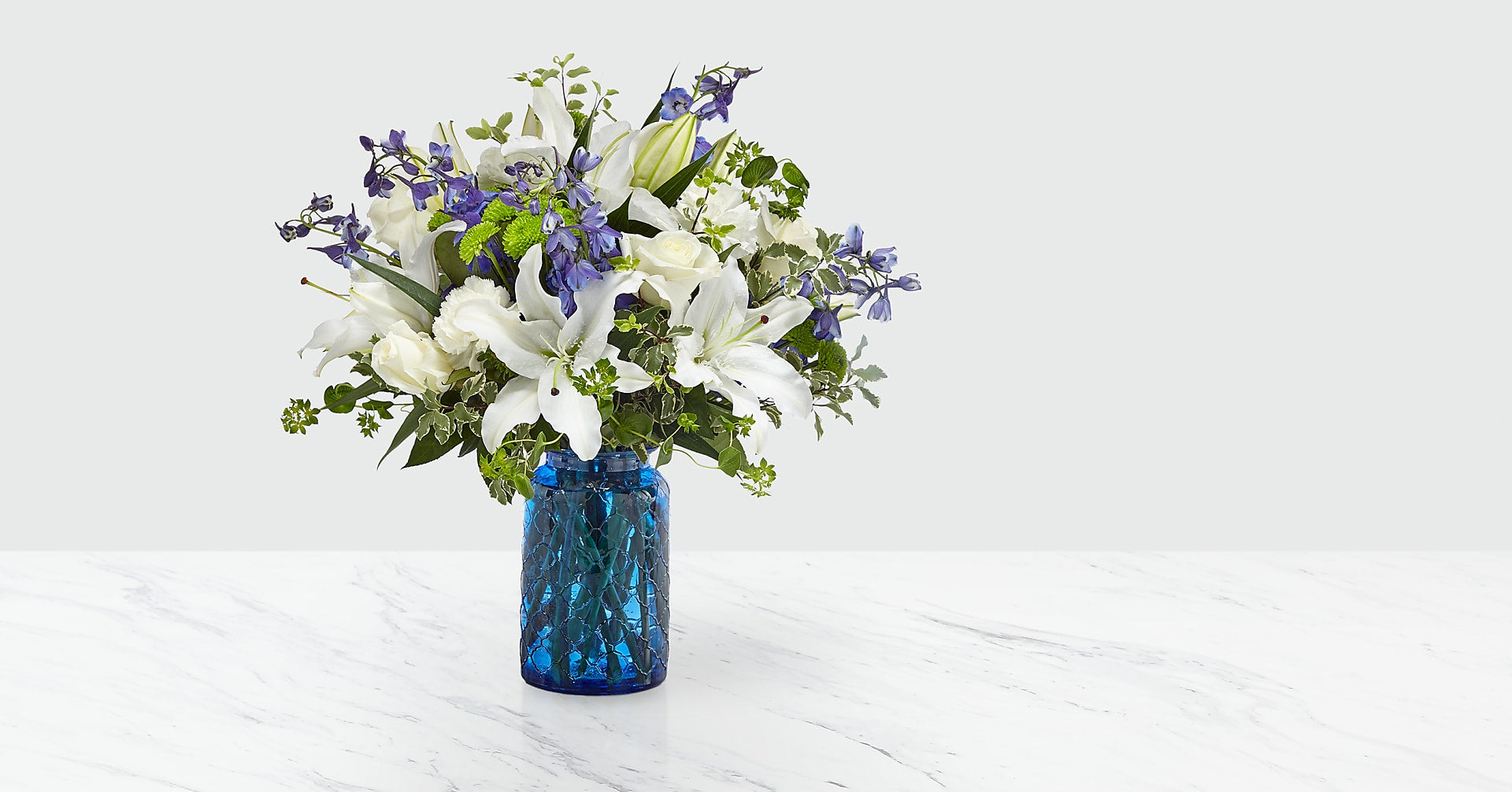 Healing Love™ Bouquet- VASE INCLUDED - Image 1 Of 3