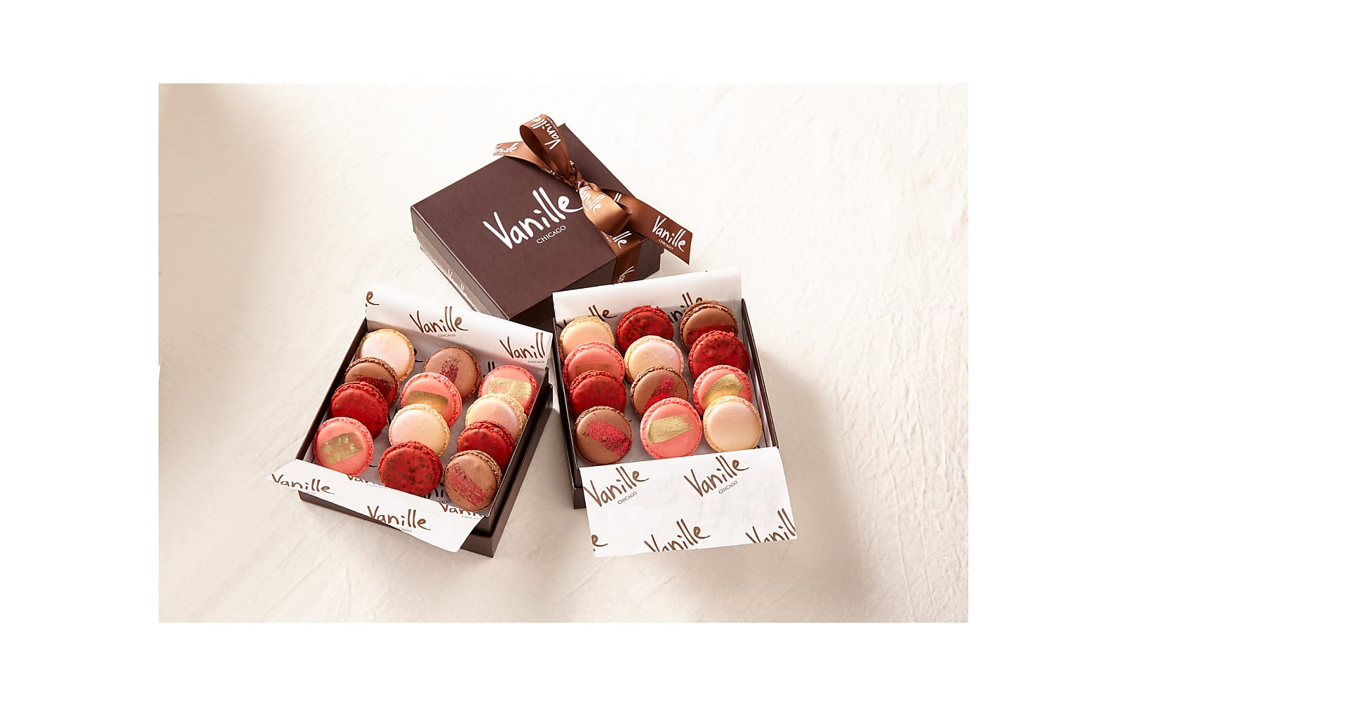 L'amour Macaron Gift Box - Image 2 Of 2