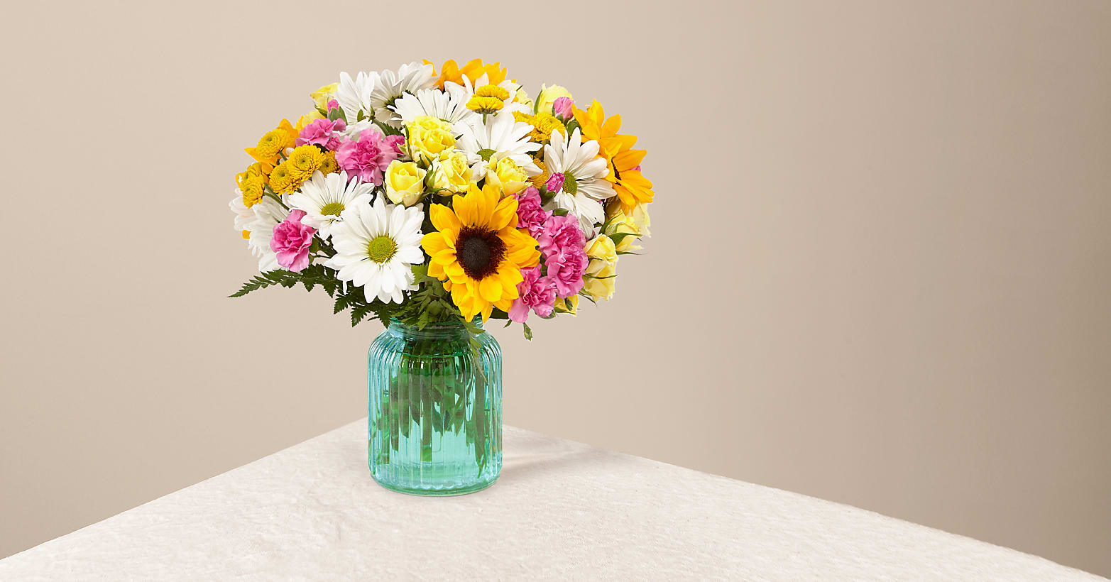 Sunlit Meadows Bouquet - Image 1 Of 5