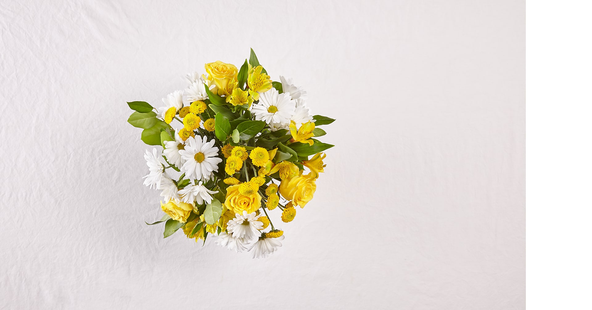 Sunny Sentiments Bouquet - Image 2 Of 5