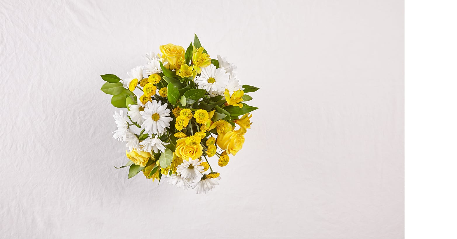 Sunny Sentiments Bouquet - Image 2 Of 3