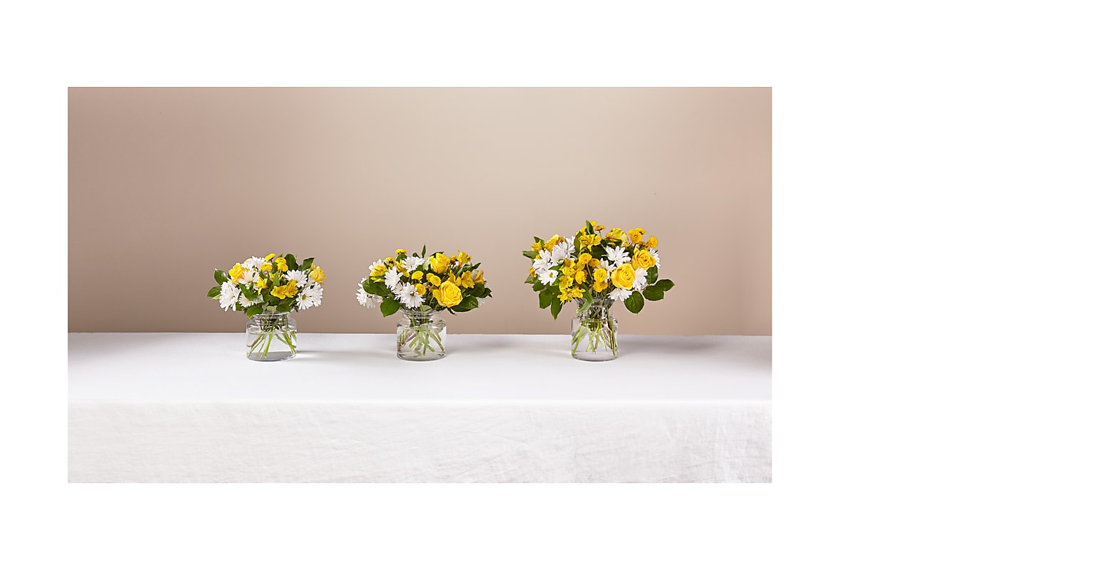 Sunny Sentiments Bouquet - Image 5 Of 5