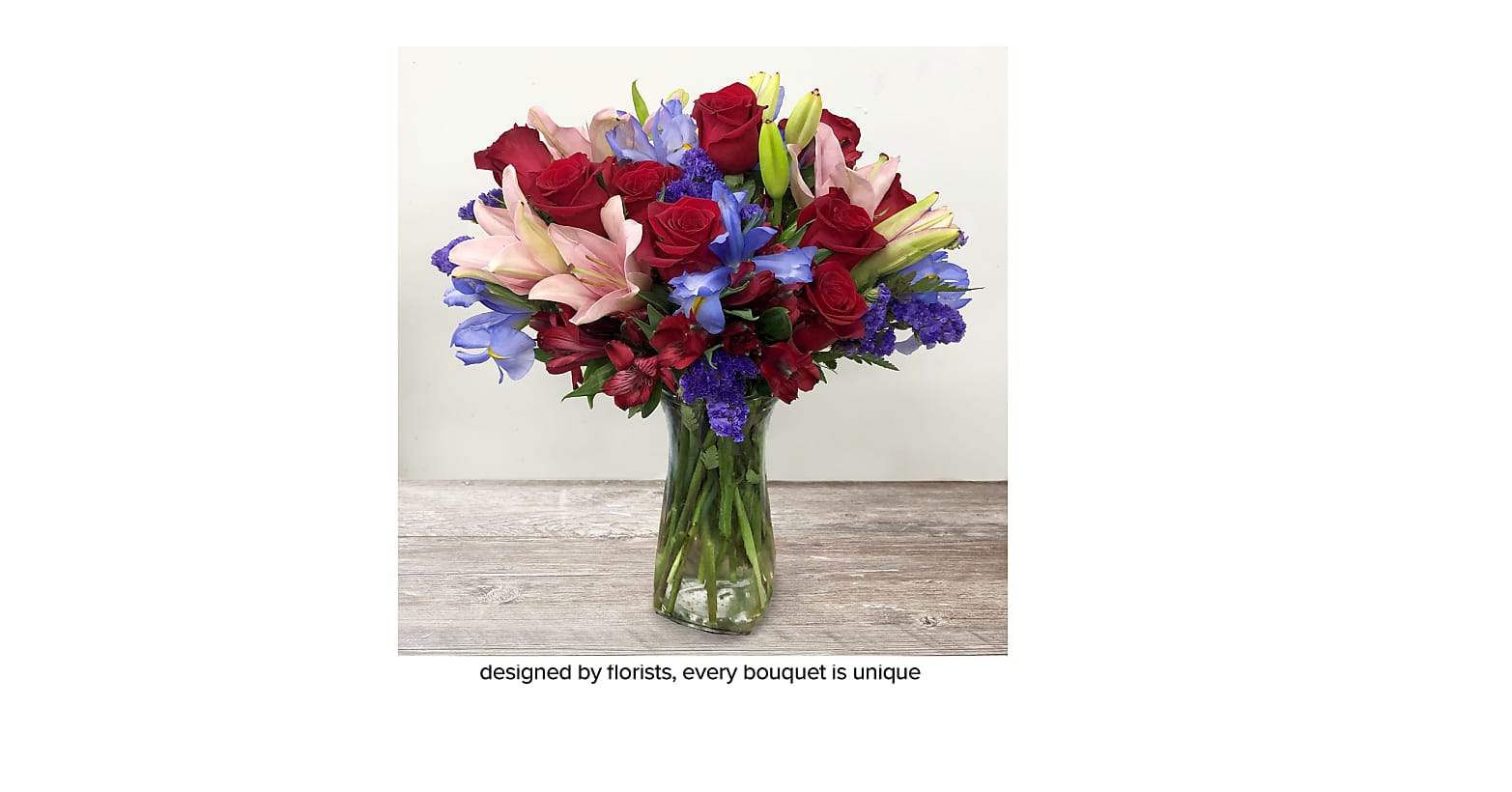 Truly Stunning Bouquet - Image 4 Of 4