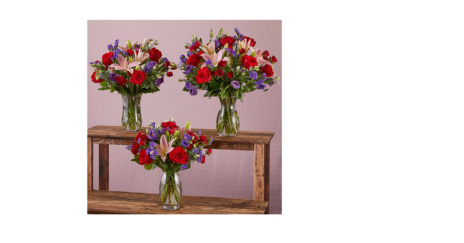Truly Stunning Bouquet - Image 3 Of 3