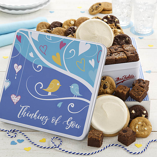 Mrs. Fields® Thinking of You Combo Tin
