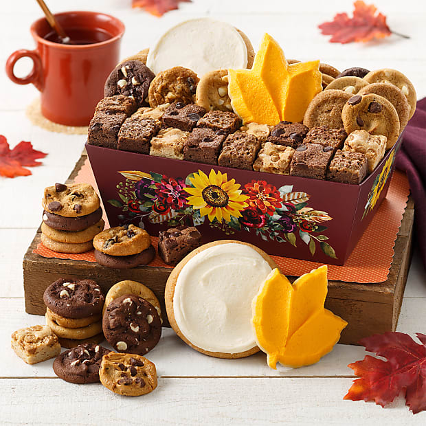 Mrs. Fields® Fabulous Fall Combo Crate
