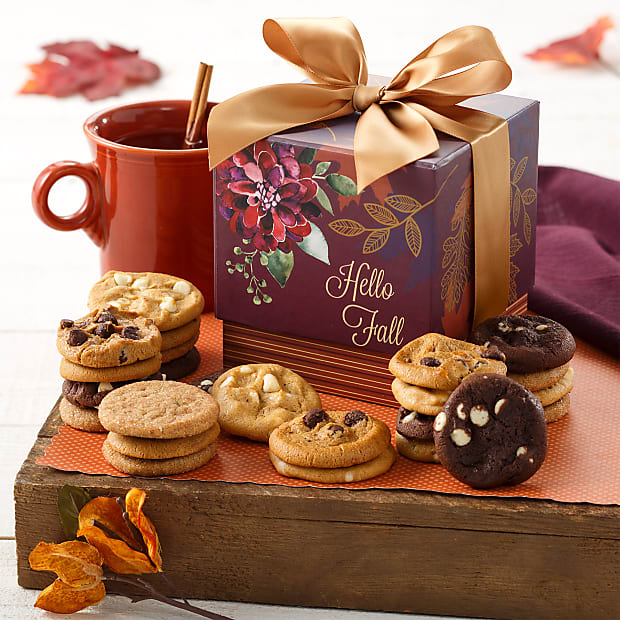 Mrs. Fields® Hello Fall 24 Nibblers Box