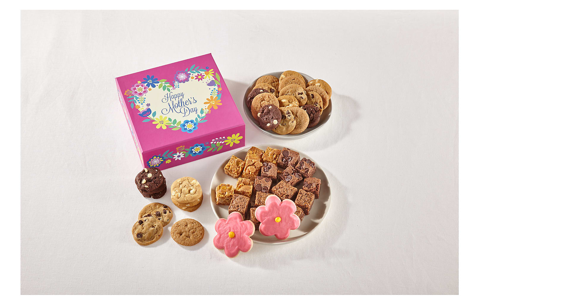 Happy Mother's Day Bites Box by Mrs. Fields®