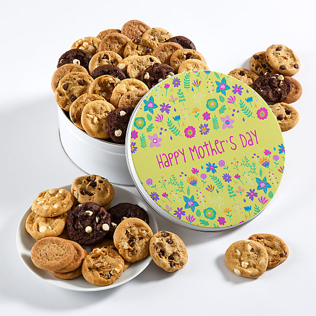 Happy Mother's Day Gift Tin by Mrs. Fields®