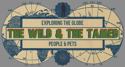 the WILD & the TAMED people & pet shop