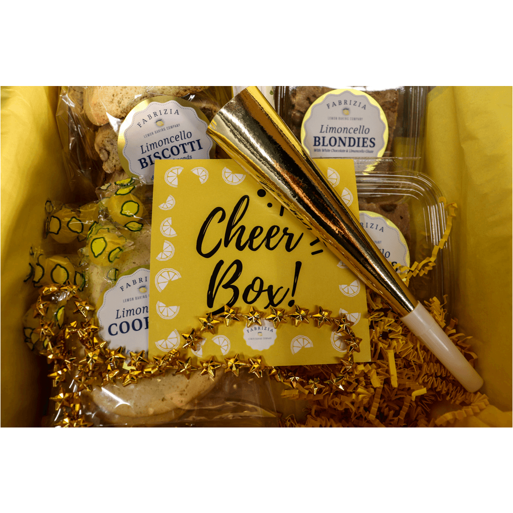The Fabrizia Cheer Box - GRANDE
