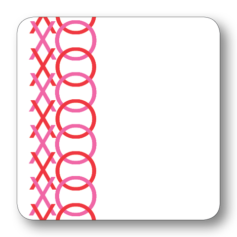XOXO Gift Cards (Pink & Red)