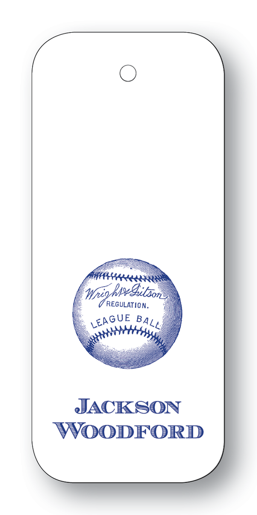 Baseball - Navy (Customizable)