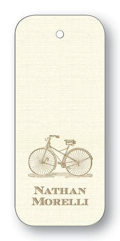 Bicycle - Pewter (Customizable)