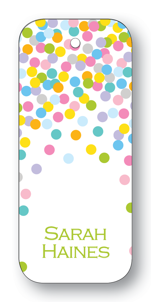 Confetti - Pastel (Customizable)